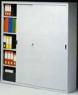 Mobili da ufficio metallici per archivio for Armadi da ufficio